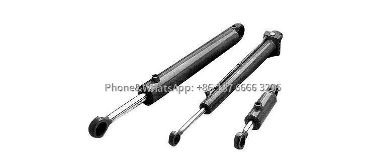 Rotary drilling rig hydraulic cylinder picture