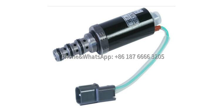 Rotary drilling rig fluid solenoid valve picture