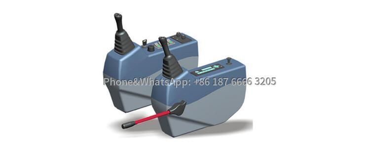 Rotary drilling rig pilot control valve picture