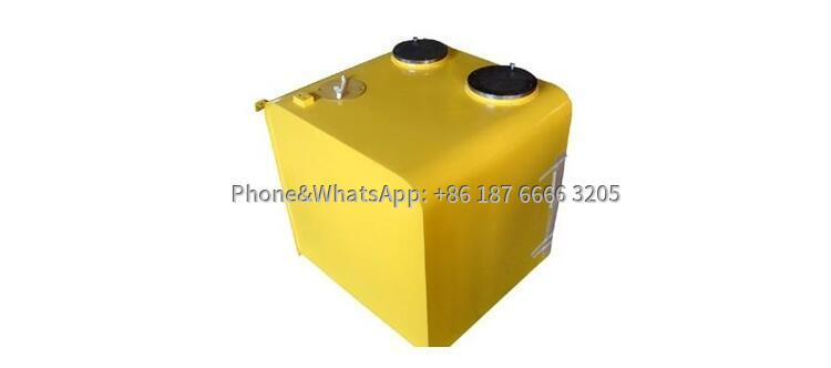 Rotary drilling rig hydraulic tank picture