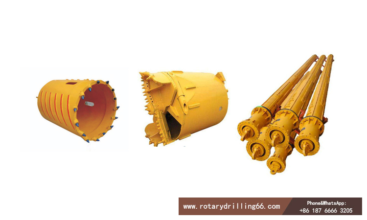 Choose the right drill bit and drill pipe
