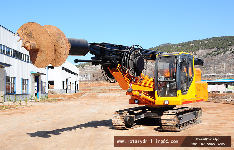 Rotary drilling rigs need proper maintenance