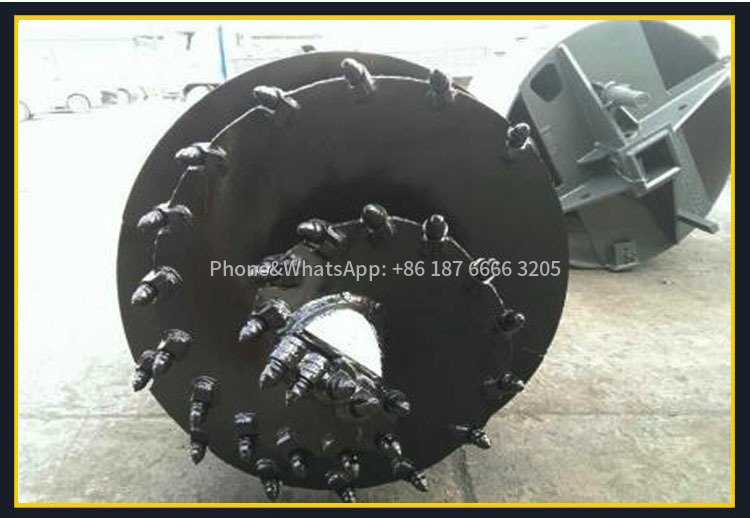 Rotary drilling rig drilling tools