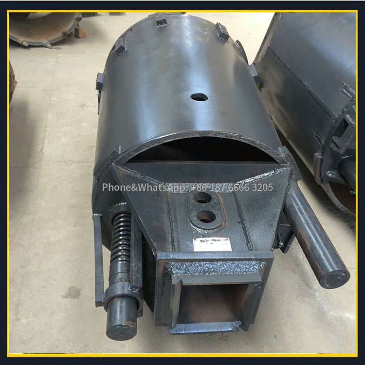 Rotary drilling rig sand bucket real shot pictures