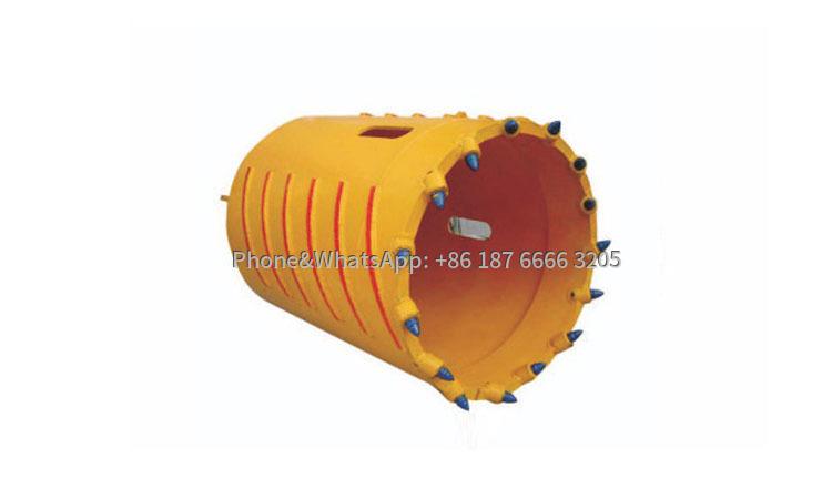 Rotary drill coring bit