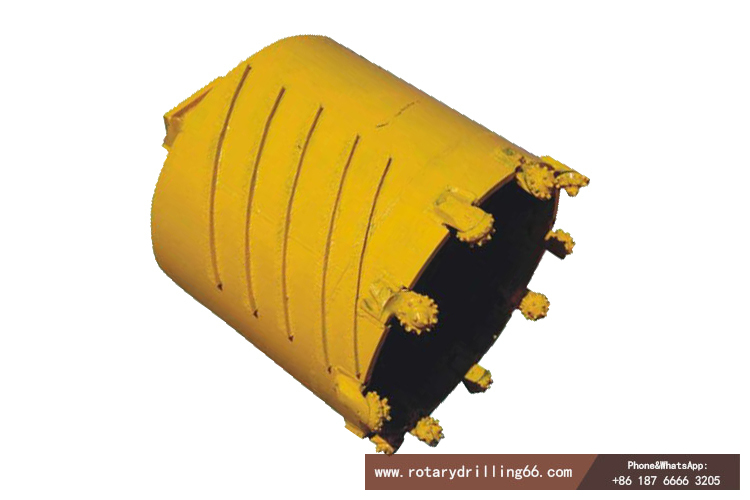 Rotary drilling rig cone drum picture