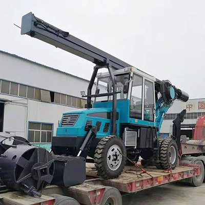 180-15 pile drilling machine