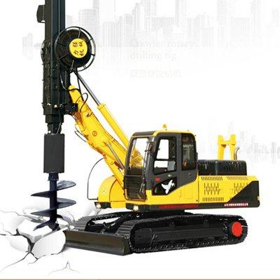360-13 hydraulic rotary drilling rig