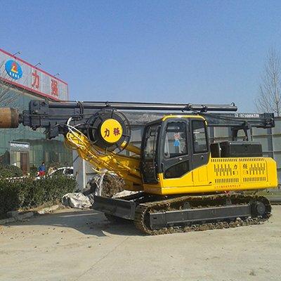 360-15 Full Hydraulic Pile Drilling Machine