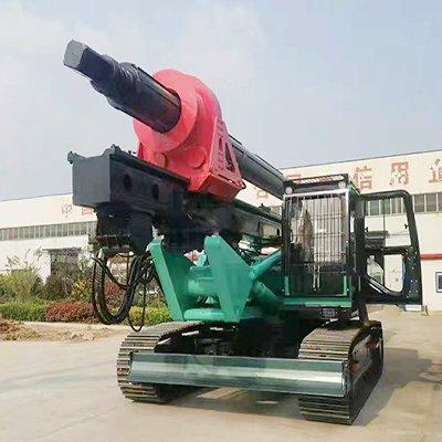 360-25 hydraulic crawler pile drilling machine