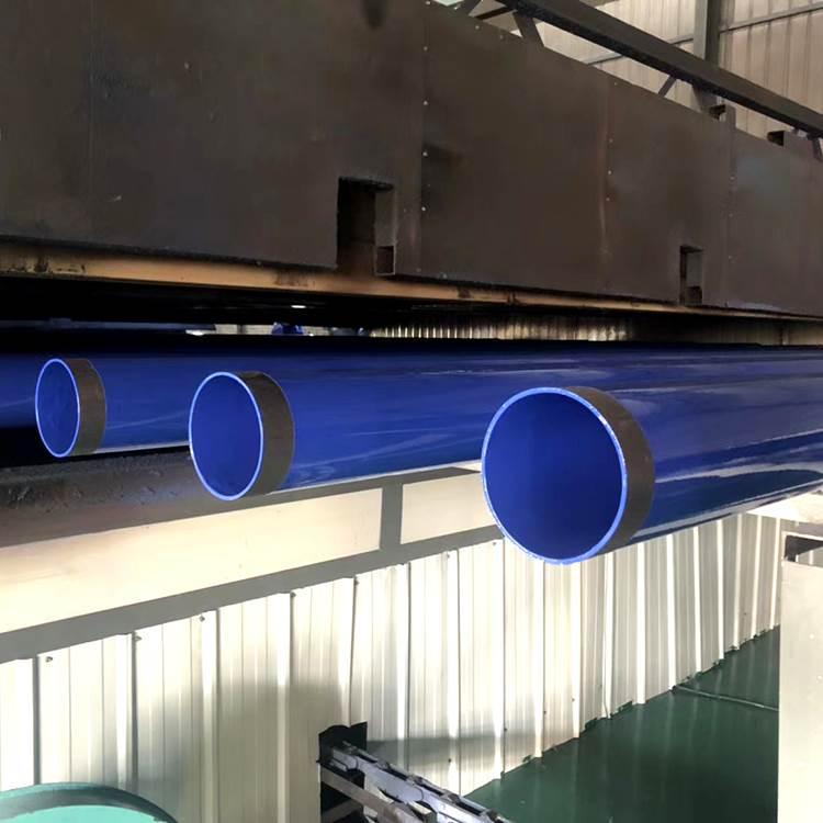 无溶剂环氧防腐钢管