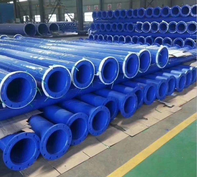 涂塑复合钢管,钢塑复合管道