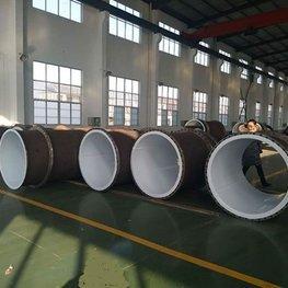 PTFE聚四氟乙烯衬里钢管