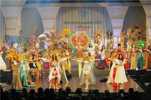 2012年第52届国际小姐全球总决赛