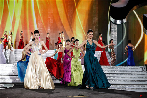 2012年第52届国际小姐中国大赛总决赛
