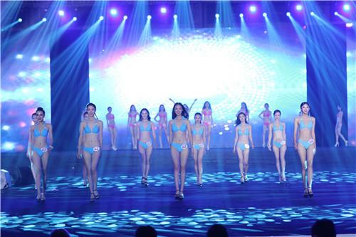 2018年第58国际小姐中国大赛总决赛