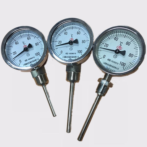WSS-412双金属温度计选型