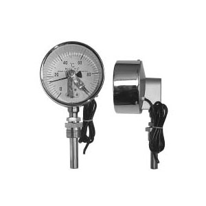 WSSX-481電接點雙金屬溫度計