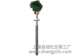 WZPN-330活动法兰涂层耐磨热电阻