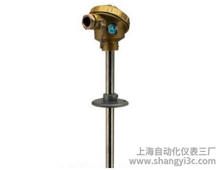 WRE-320 330活動法蘭熱電偶