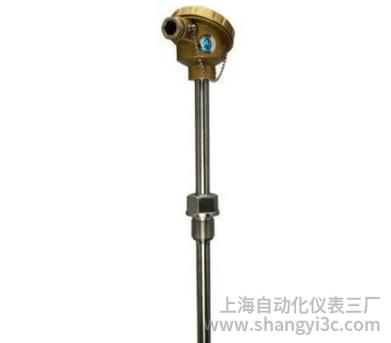 固定螺纹防水接线盒热电偶