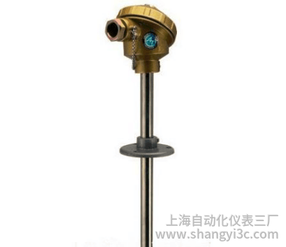 固定法蘭防水接線盒熱電偶