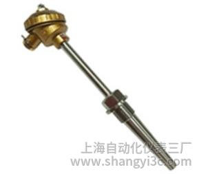 固定螺纹防水接线盒锥形保护管热电偶