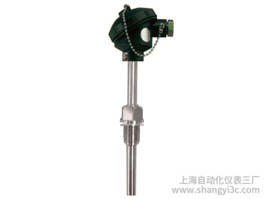 WZC-220固定螺纹防溅式铜热电阻