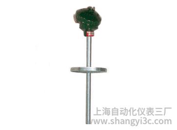 WZP-421固定法蘭防濺式熱電阻