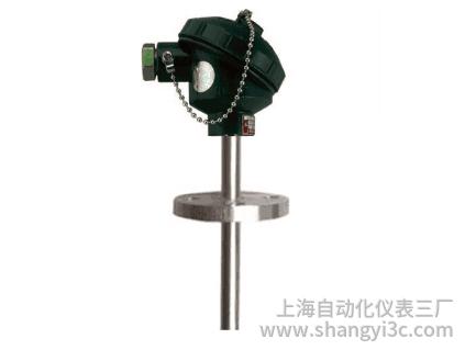 WZP-430固定法兰防水式热电阻