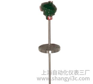WZP-431固定法兰装配式热电阻