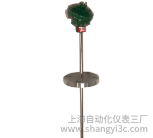 WZP-430固定法兰防水接线盒热电阻