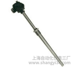 WZP-631固定螺纹锥形保护套管防水接线盒热电阻