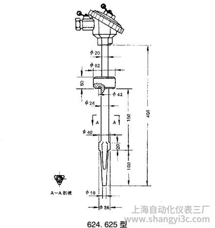 WRN-625装配式热电偶
