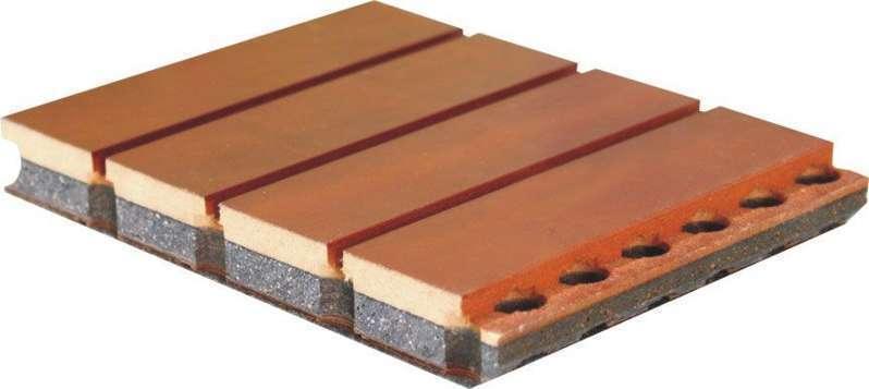 重庆木质吸音板