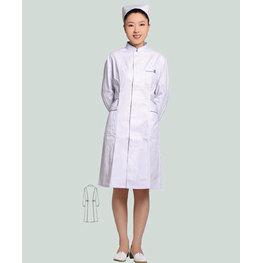 贵阳护士服定做_护士工作制服