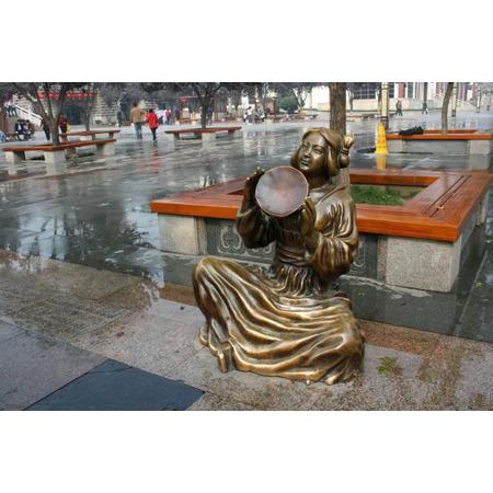 城市街道景观雕塑