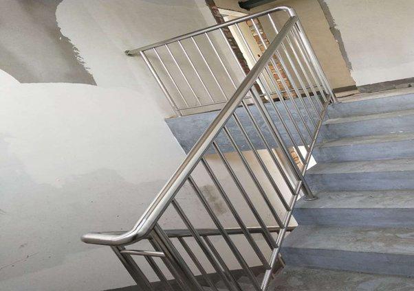 不锈钢楼梯扶手,铝合金楼梯扶手