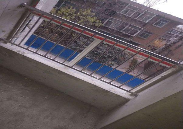 高楼楼道不锈钢护栏