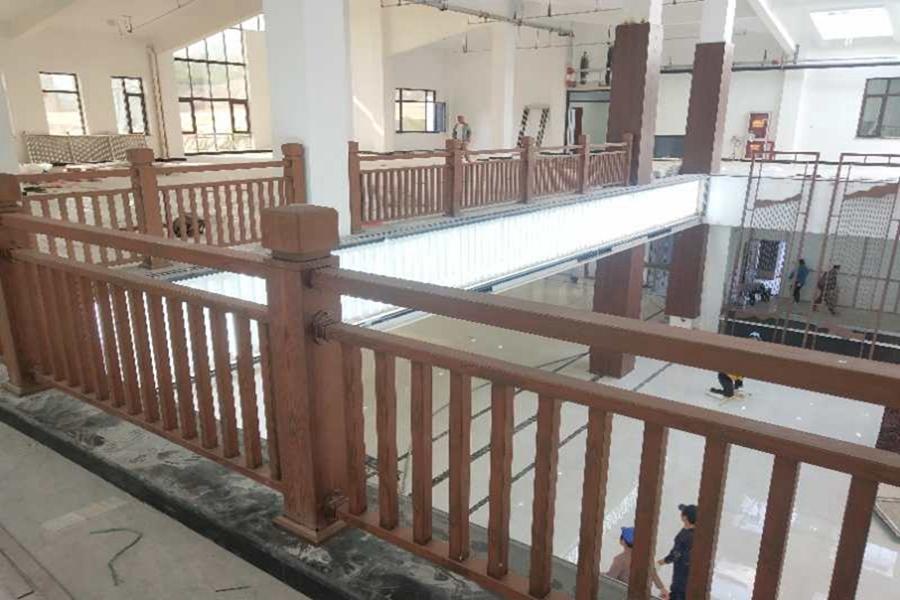 不锈钢栏杆扶手_铁艺栏杆扶手_铝合金栏杆扶手