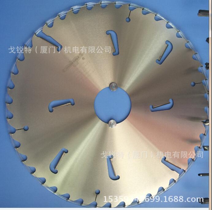 多片锯锯片650*4.5/3.5*80*48T2C2K8台湾鹰牌锯片