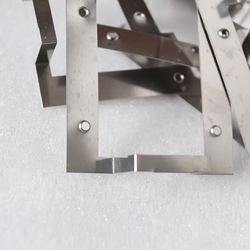 厦门源头厂家直销太阳能光伏导电片线夹支架配件接地导电片定制