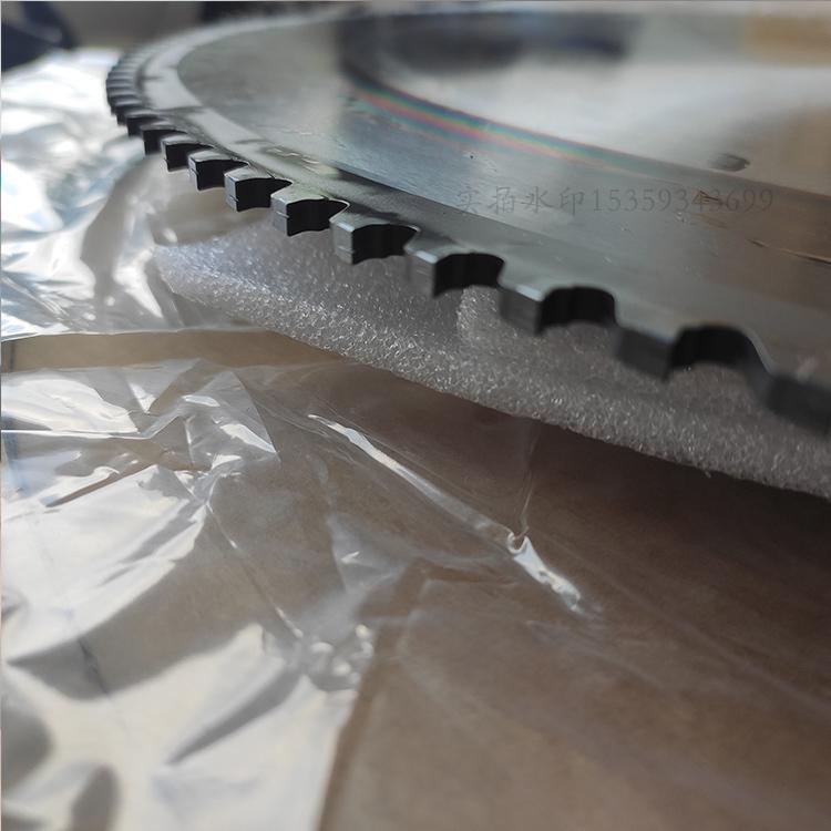 直线给进制管飞锯锯片 带内焊筋线管件切割飞锯锯片 铁工冷锯锯片