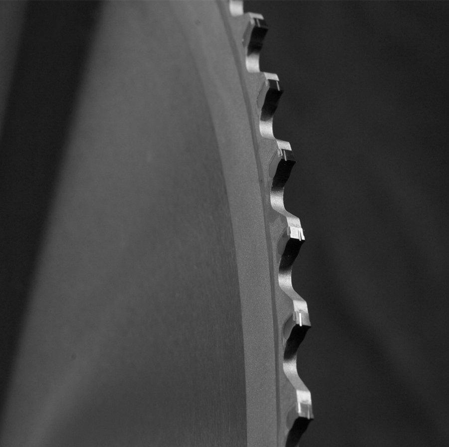 轴承钢锯片不锈钢锯片45号钢锯片圆锯机下料锯片