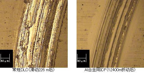 铝合金镀膜DLC