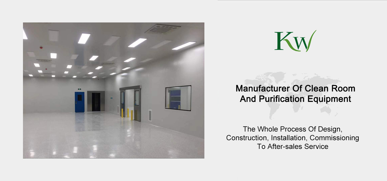 Cleanroom Construction Service