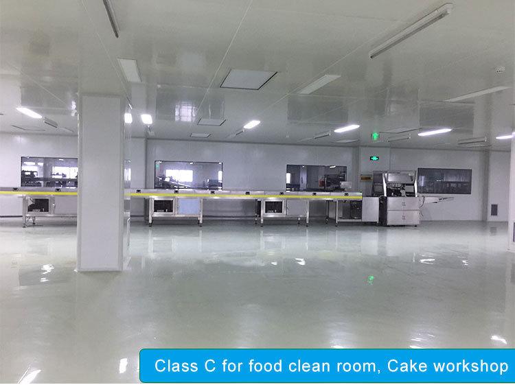 Food cleanroom