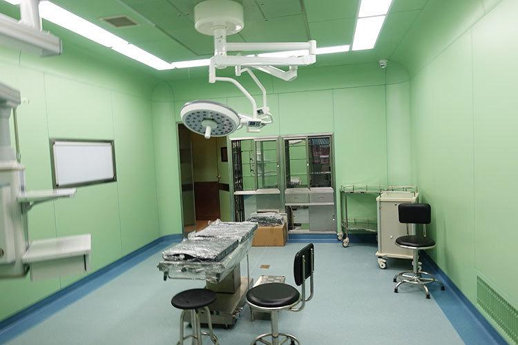 Hospital cleanroom