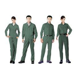 重庆工厂厂服定制_工作工作服