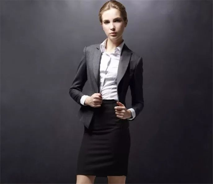 女士职业装定制方案